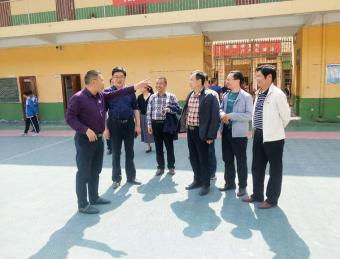 区人大调研组赴双龙镇开展教育资源配置工作调研