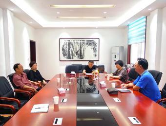 汉滨人大老干支部安排部署建党建国双庆活动