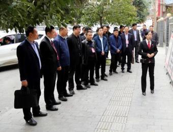 汉滨区人大代表专题调研全区扫黑除恶专项斗争工作