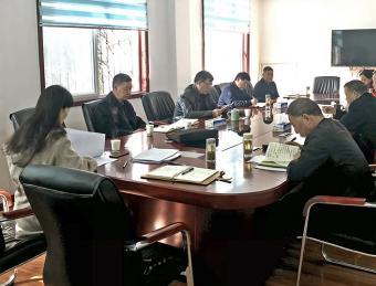汉滨区人大党组传达学习十九届五中全会精神