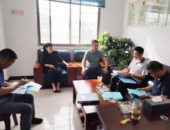区人大副主任马晓正到关庙镇调研指导人大代表联络站建设工作